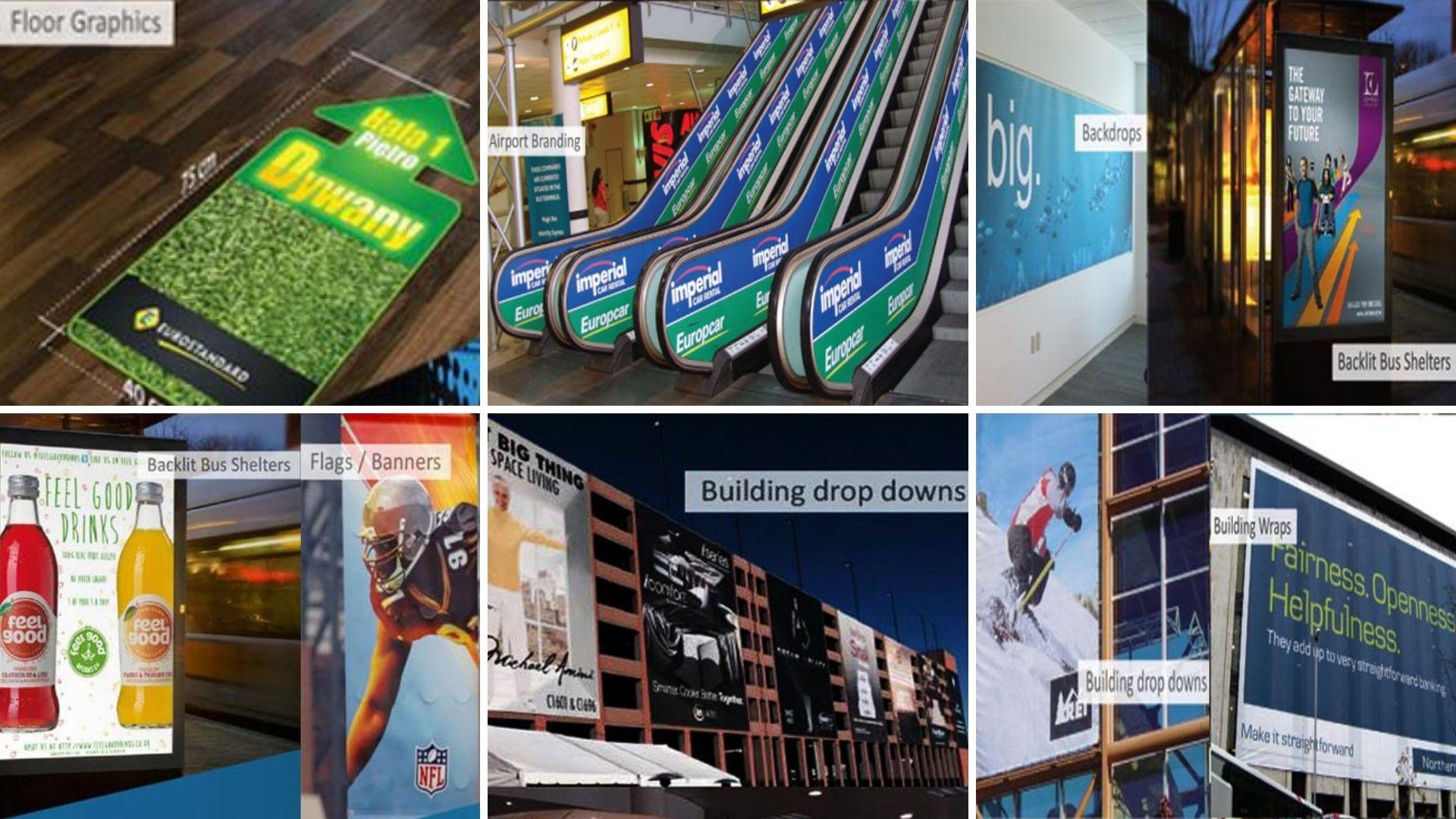 kültéri reklám nyomtatók
